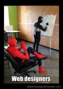 Web Designers Meme